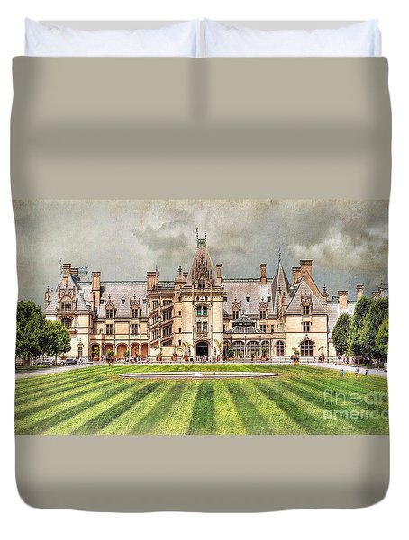 Biltmore House Duvet Cover