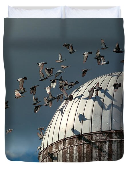 Bird - Birds Duvet Cover