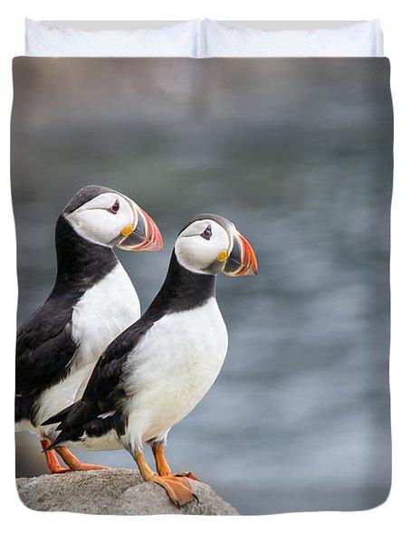 Bird Paradise Duvet Cover