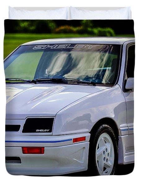 Birthday Car 01 Duvet Cover