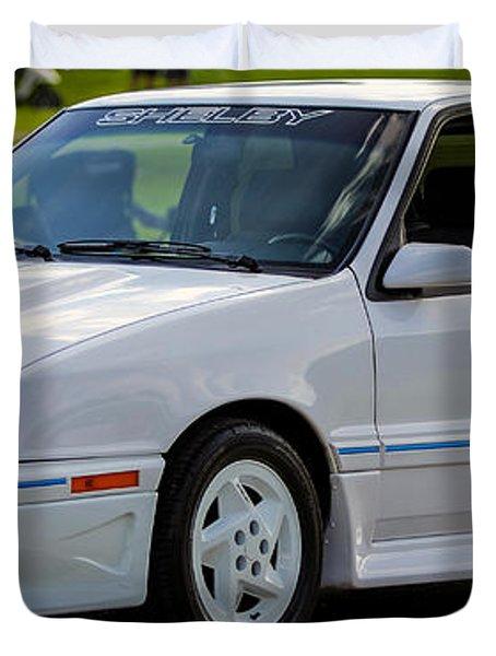 Birthday Car 03 Duvet Cover