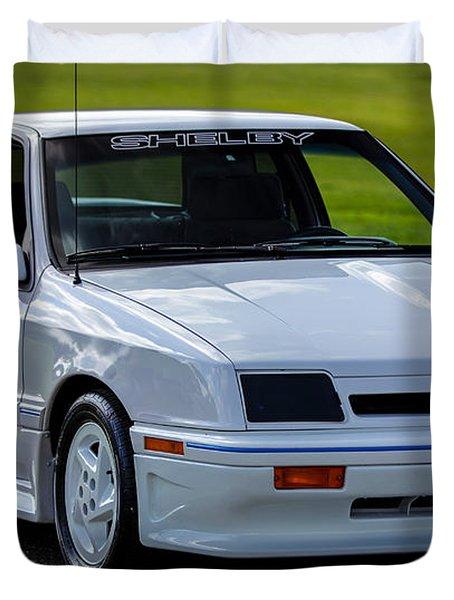 Birthday Car 04 Duvet Cover