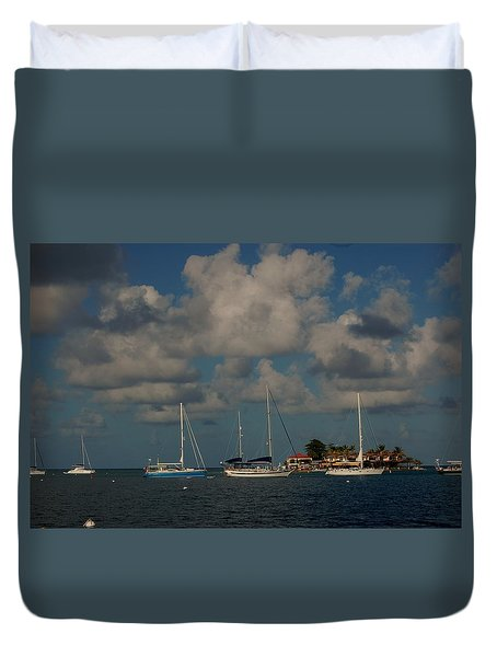 Bitter End Retreat Duvet Cover