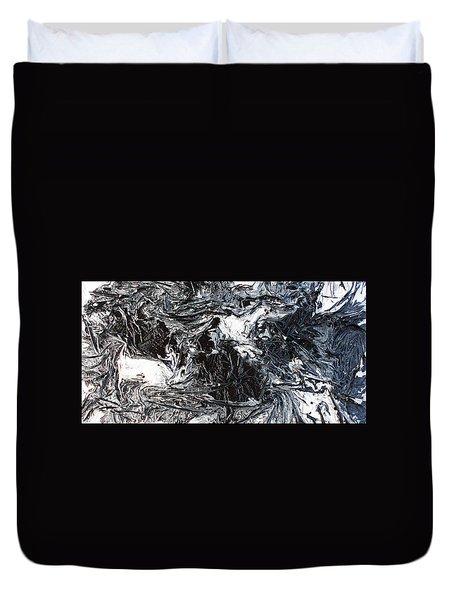 Black And White Series 3 Duvet Cover