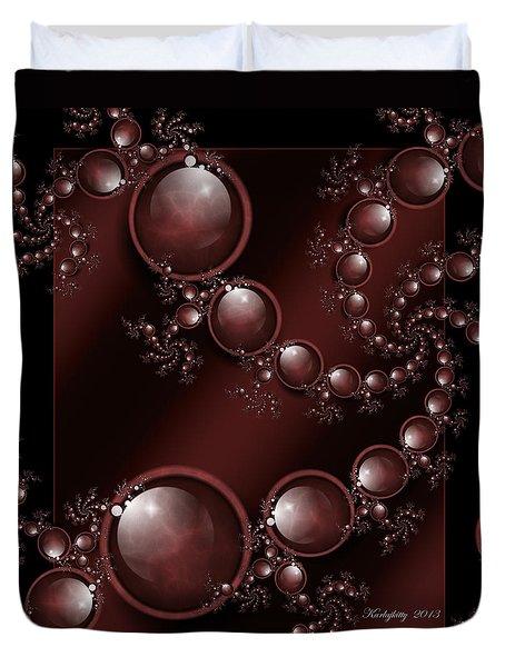 Black Cherry Duvet Cover
