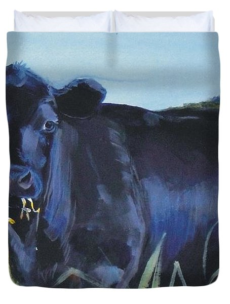 Cows Dartmoor Duvet Cover