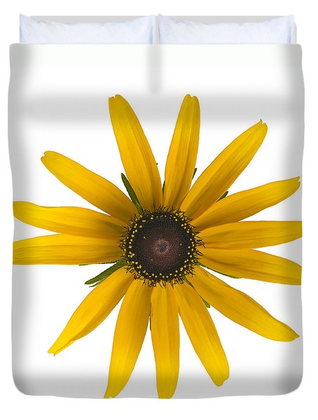 Black-eyed Susan Duvet Cover