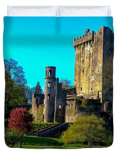 Blarney Castle - Ireland Duvet Cover