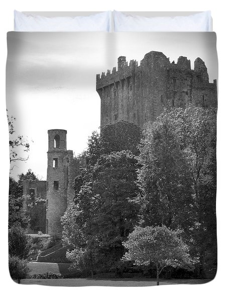 Blarney Castle Duvet Cover by Mike McGlothlen