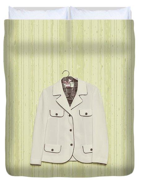 Blazer Duvet Cover by Joana Kruse