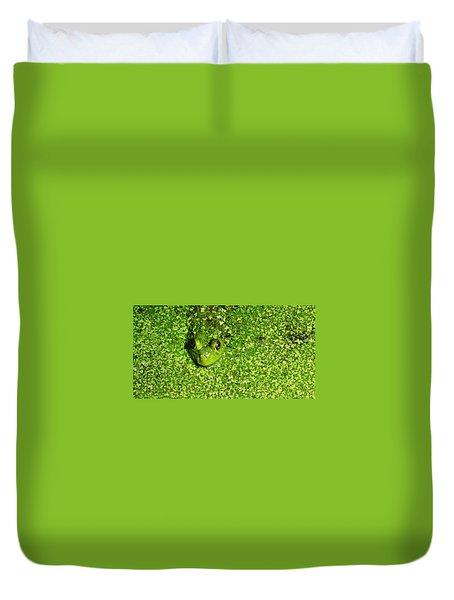 Blending Duvet Cover by Jeff Klingler