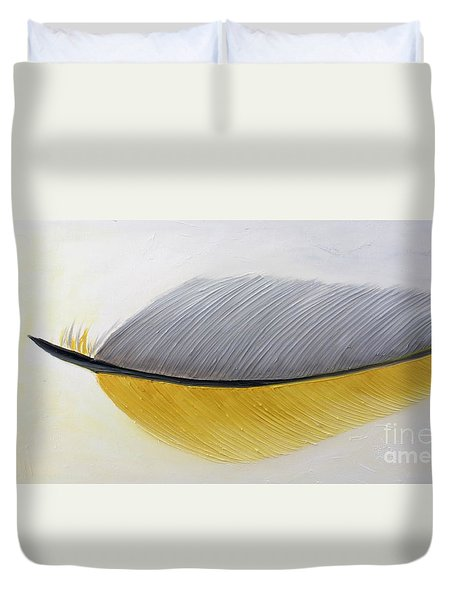 Blissed Out Duvet Cover
