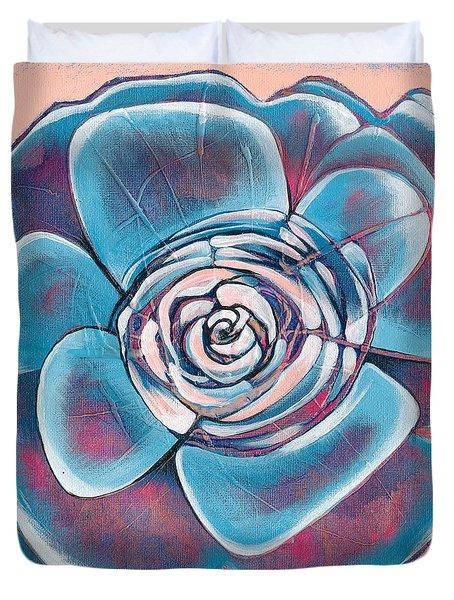 Bloom I Duvet Cover
