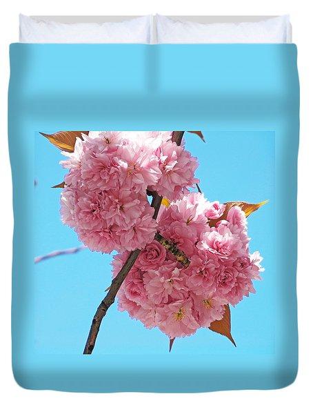 Blossom Bouquet Duvet Cover