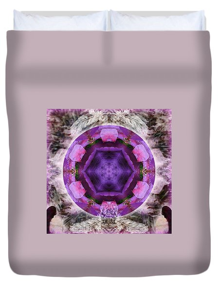 Blossoming Duvet Cover