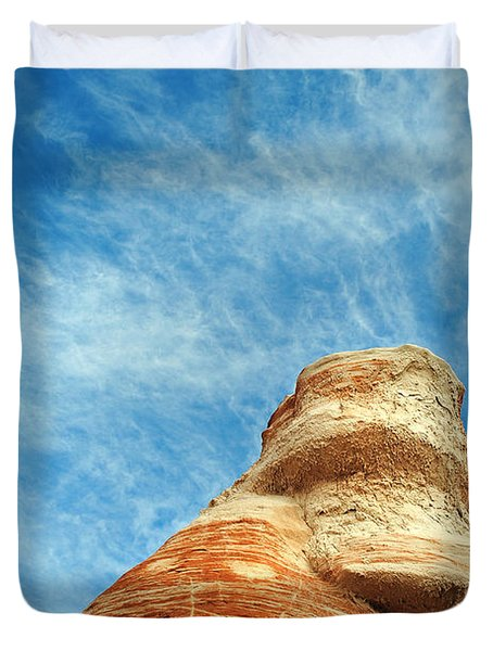 Blue Canyon 65 Duvet Cover