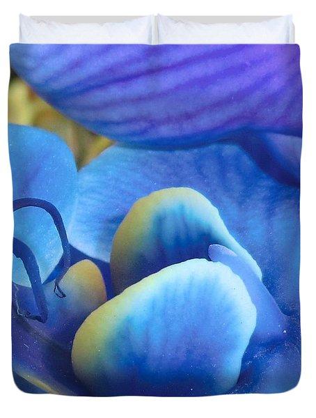 Blue Oasis 2  Duvet Cover