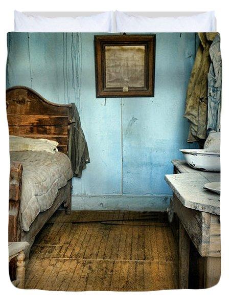 Blue Room Duvet Cover by Jill Battaglia