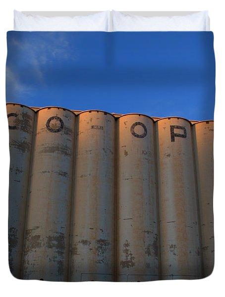 blue sky Co-op Duvet Cover