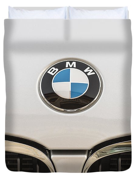 Bmw Emblem Duvet Cover