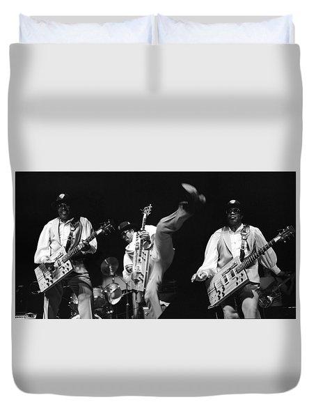 Bo Diddley 3 Duvet Cover