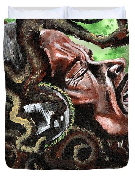 Bob Marley Duvet Cover
