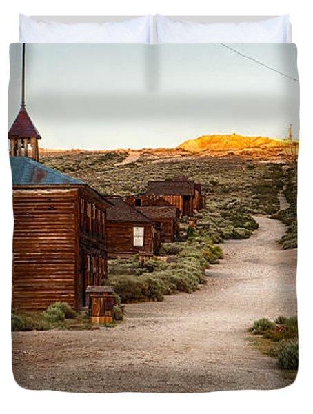 Bodie California Duvet Cover