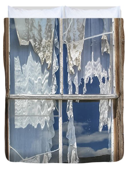 Bodie Window Duvet Cover