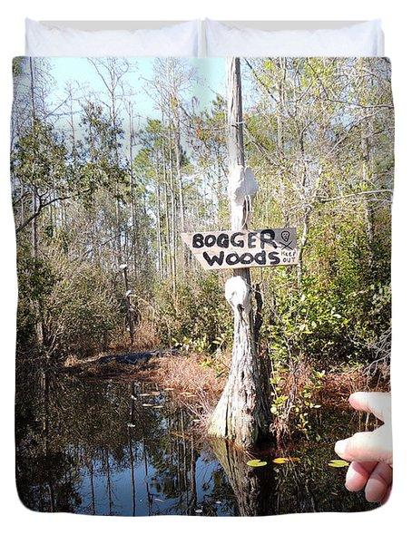 Bogger Woods Duvet Cover