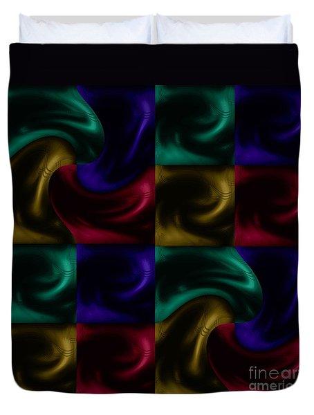Bold Duvet Cover