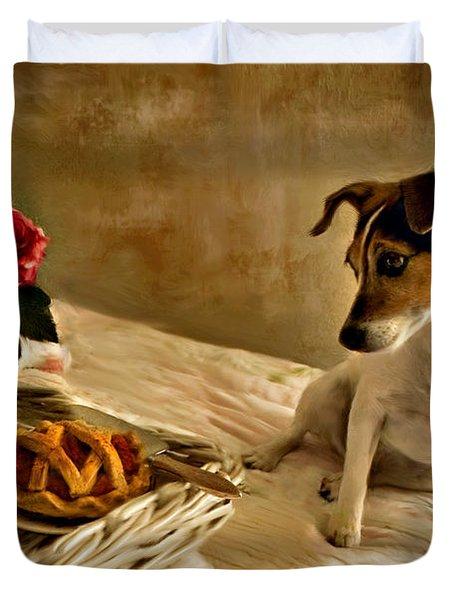 Bon Appetit  Duvet Cover
