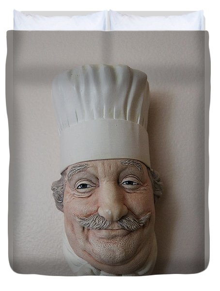 Bon Appetite  Duvet Cover