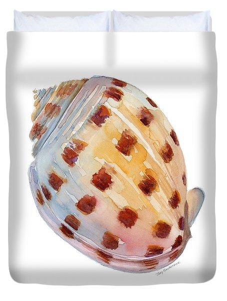 Bonnet Shell Duvet Cover