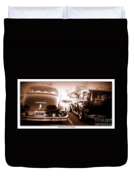 Bonnie N' Clyde Duvet Cover