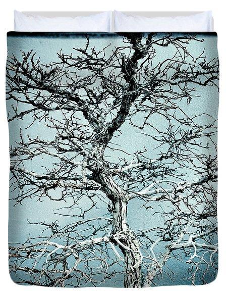 Bonsai Duvet Cover by Gary Heller