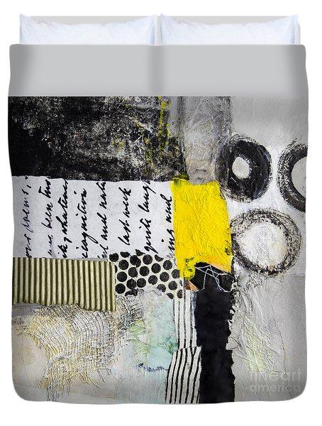 Boro Duvet Cover by Elena Nosyreva