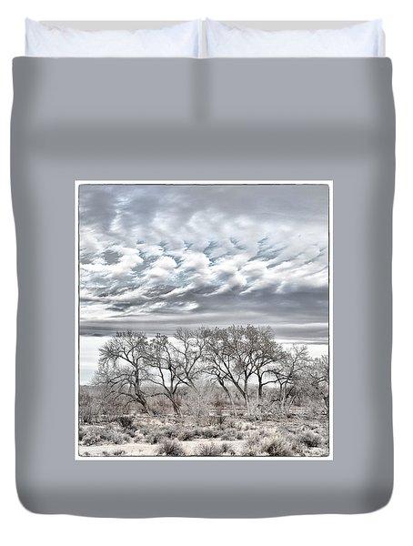 Bosque Pale Duvet Cover