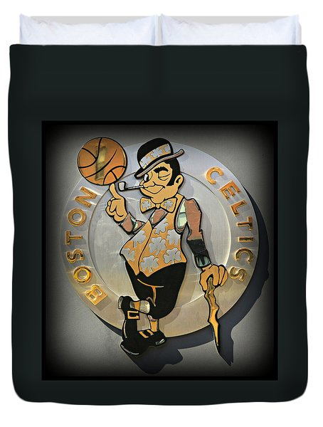 Boston Celtics Duvet Cover