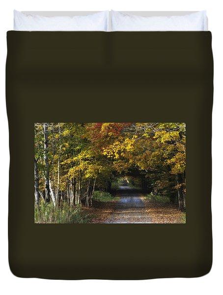Bradford County Fall 2013 Duvet Cover