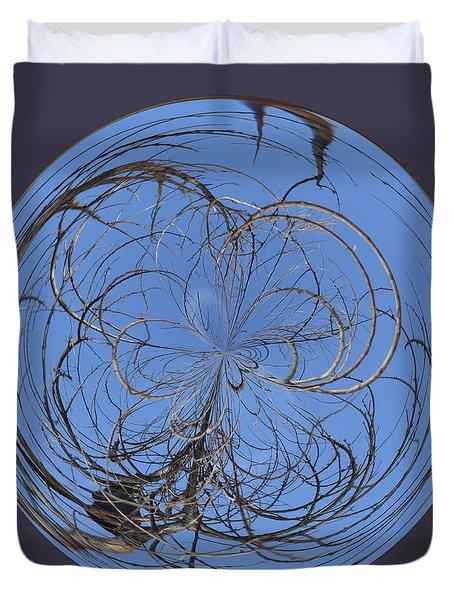 Branch Orb Duvet Cover