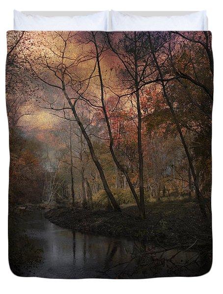 Breaking Of Dawns Early Light Duvet Cover
