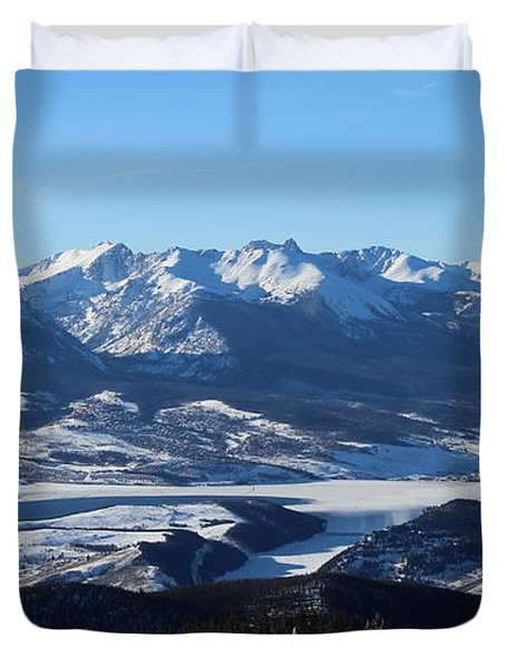 Breathtaking View Duvet Cover