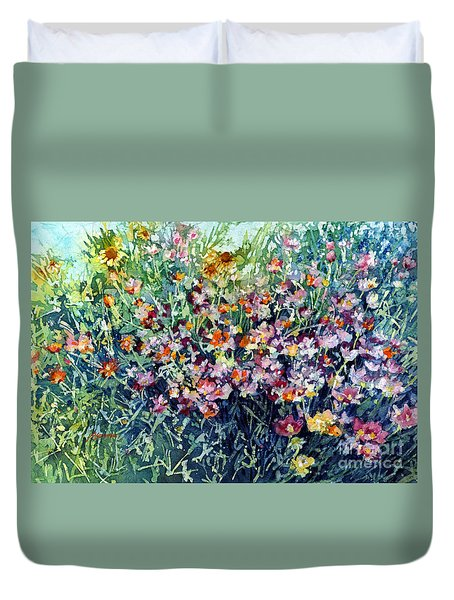 Breeze And Daydream Duvet Cover