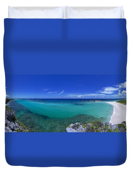 Breezy View Duvet Cover by Chad Dutson