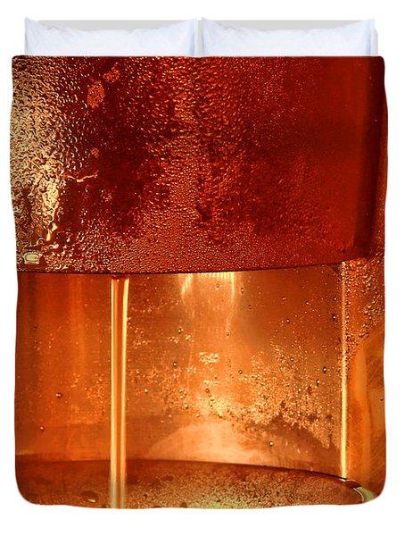 Brew Duvet Cover