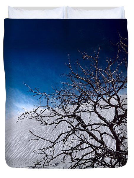 Brewing Sand Storm Duvet Cover
