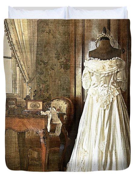 Bridal Trousseau Duvet Cover