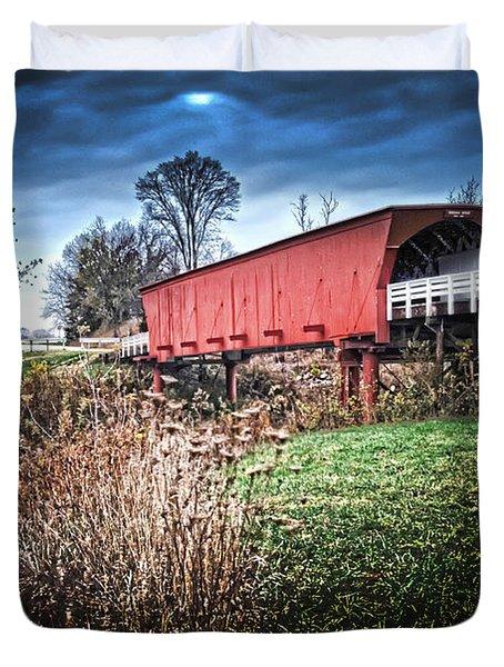 Bridges Of Madison County Duvet Cover