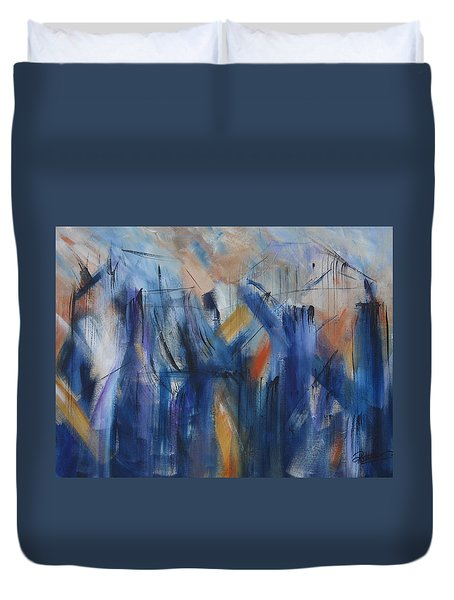 Bridging Duvet Cover