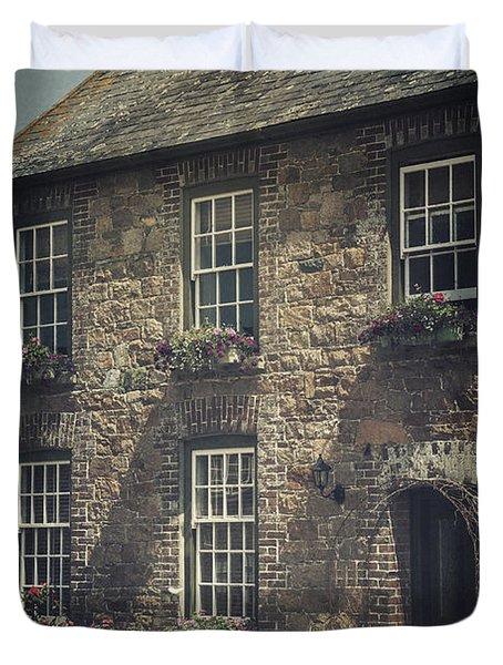 British Cottage Duvet Cover by Joana Kruse